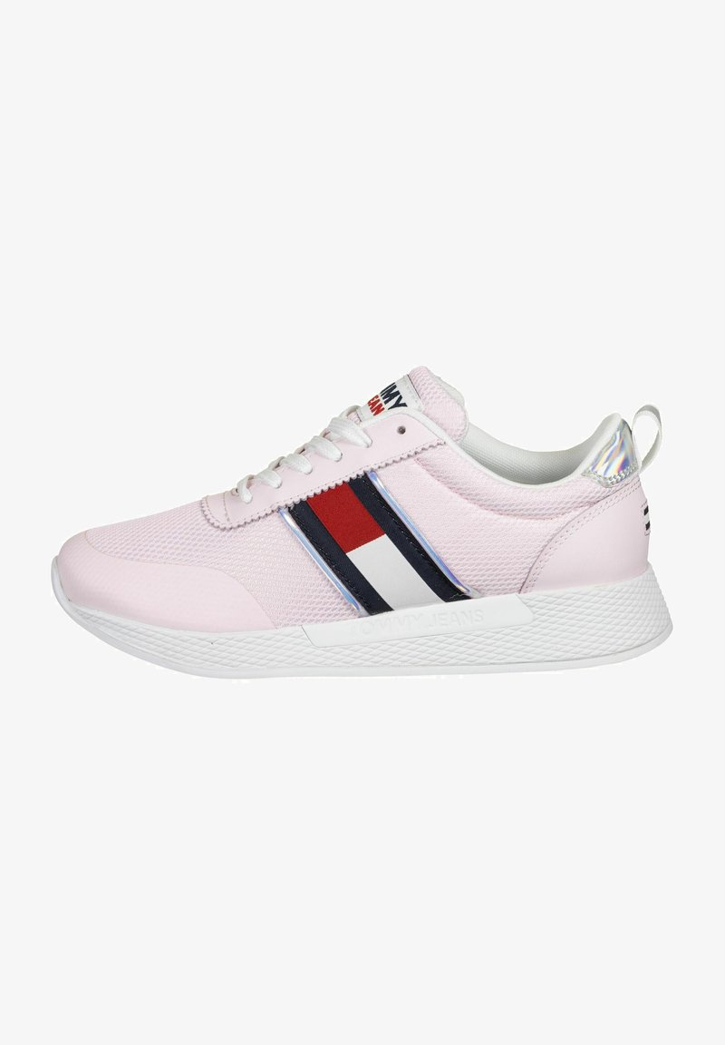 Tommy Jeans - TECHNICAL  - Trainers - light pink