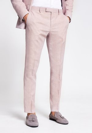 Pantaloni eleganti - pink