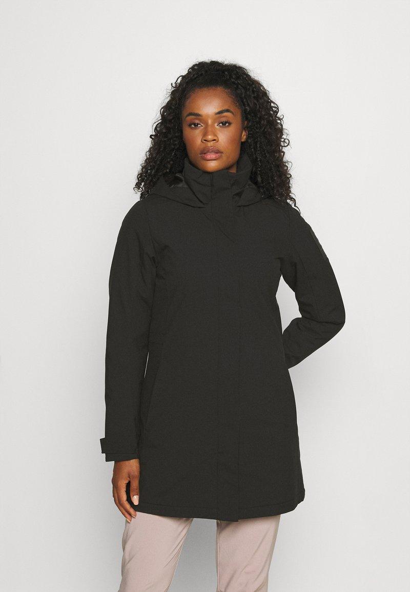 Rukka - VEHKAKORPI - Winter coat - black