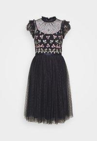Needle & Thread - ROCOCO BODICE MIDI DRESS - Cocktail dress / Party dress - sapphire sky - 4