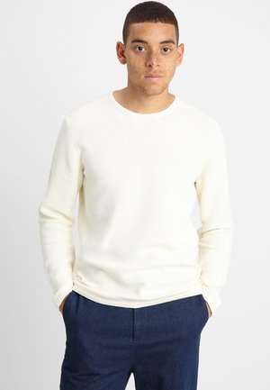 REISWOOD - Jumper - ivory