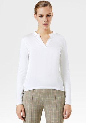 LAURA - Long sleeved top - off-white