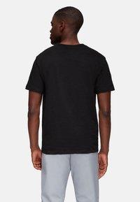 Mammut - T-Shirt basic - black - 1