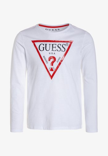 Maglietta a manica lunga - true white