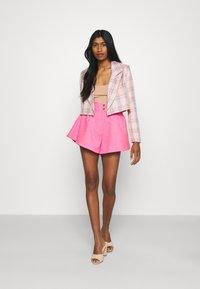 River Island - Shorts - pink bright - 1