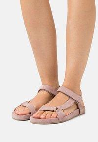 Copenhagen Shoes - PEACE  - Sandalen - rosa - 0