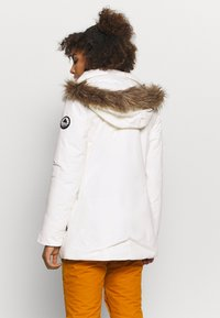 Burton - LELAH - Snowboard jacket - stout white - 2