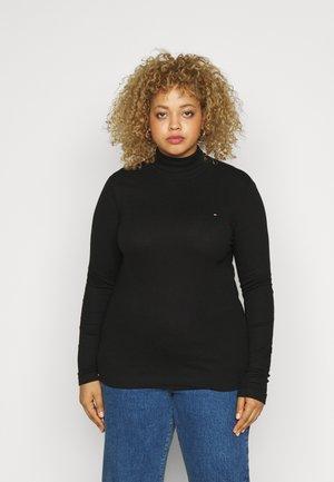 ROLl  - Maglietta a manica lunga - black