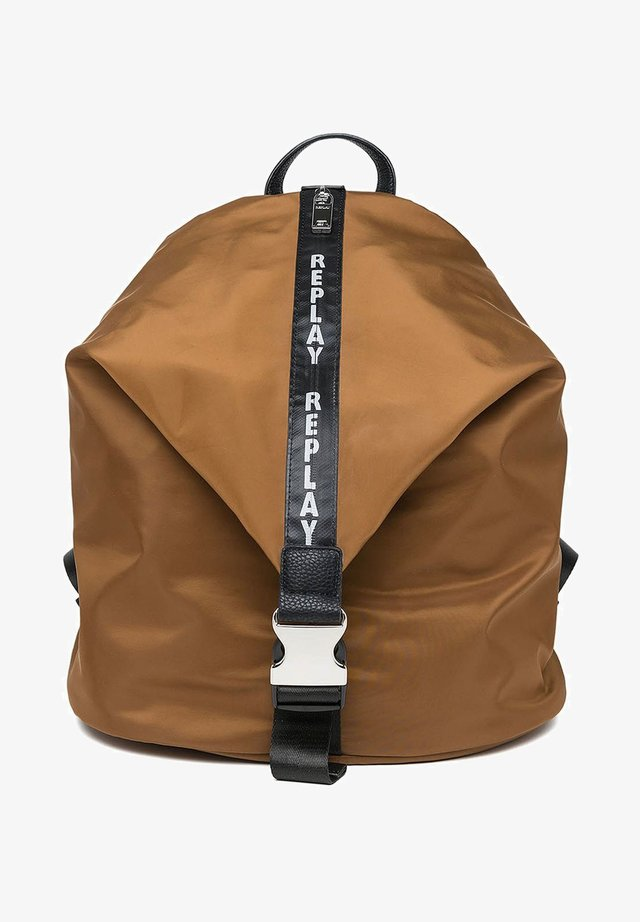 TECHNICAL - Rucksack - golden brown