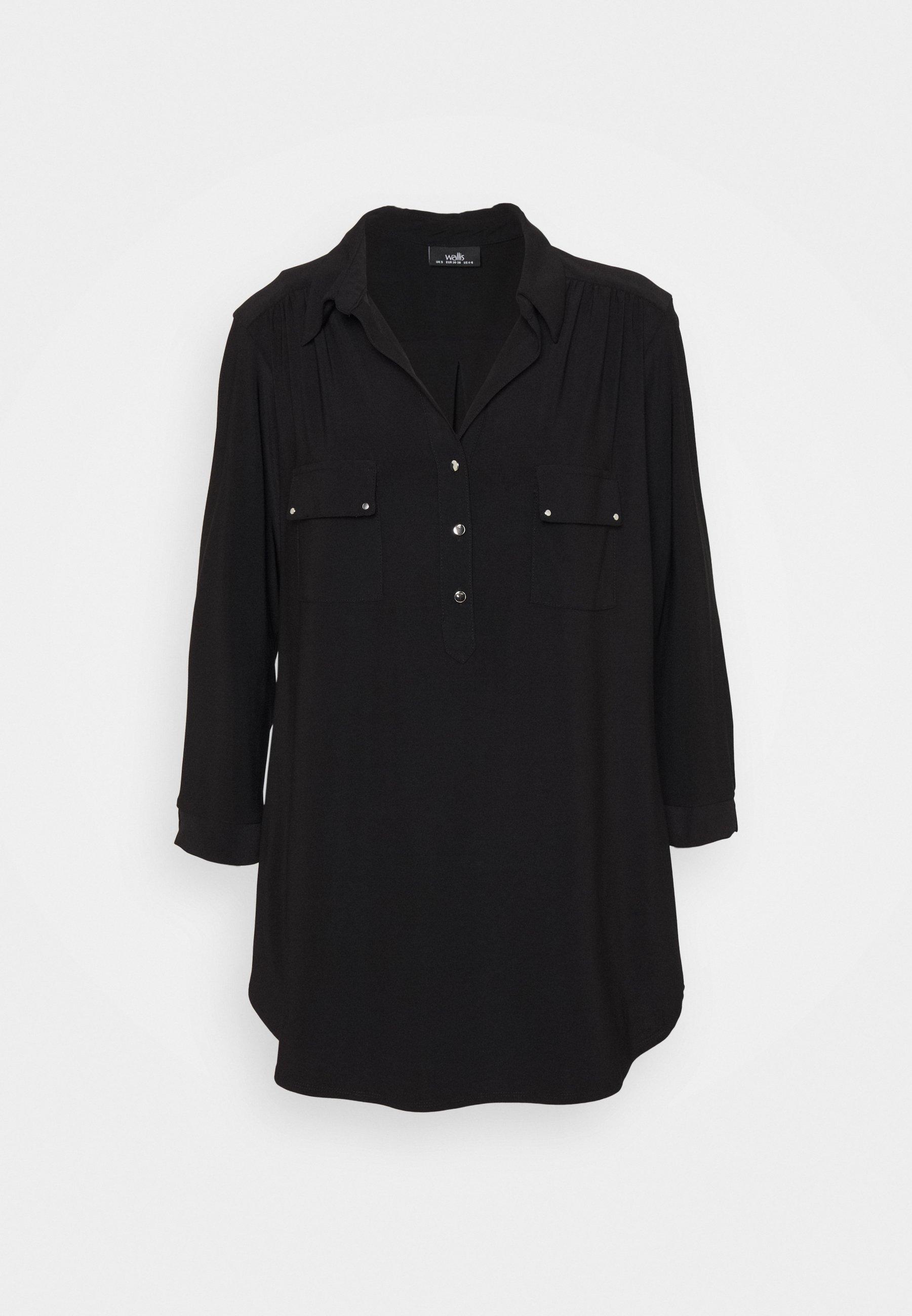 Damen PLAIN - Langarmshirt