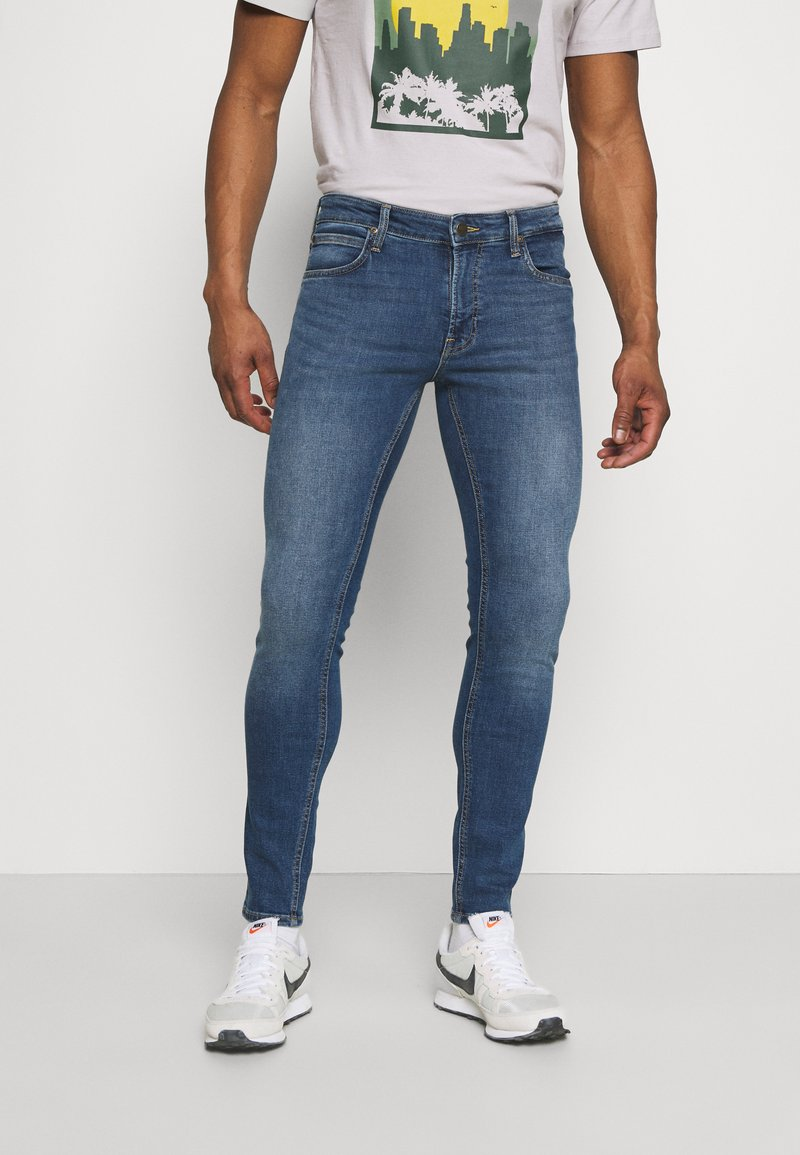 Lee - MALONE - Jeans slim fit - mid worn martha