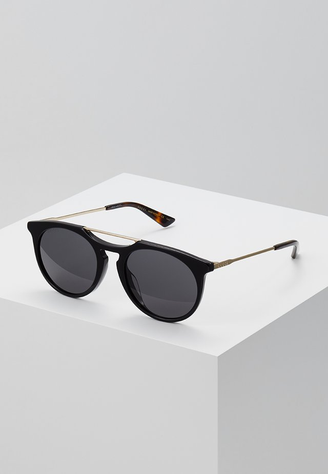 Gafas de sol - black/gold-coloured/grey
