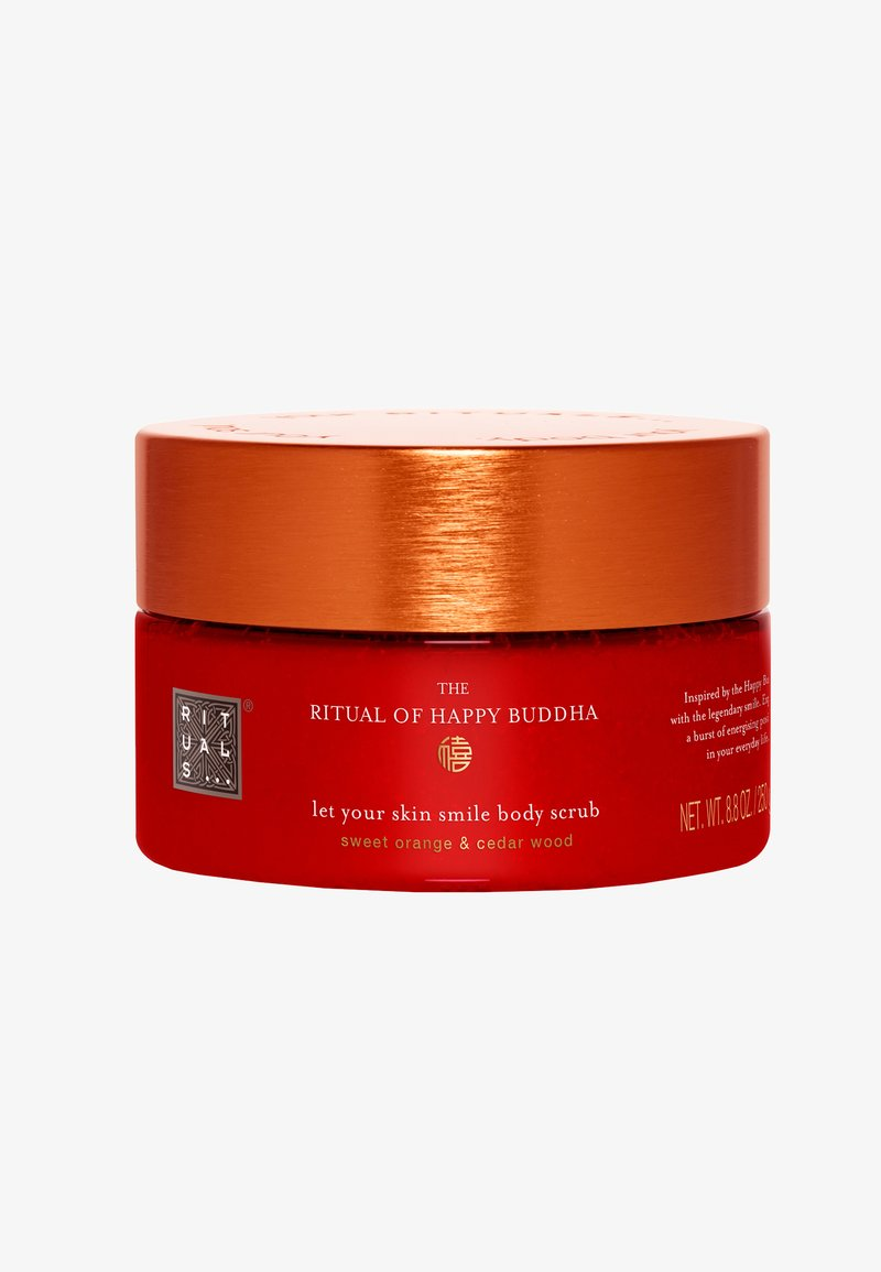 Rituals - THE RITUAL OF HAPPY BUDDHA BODY SCRUB KÖRPERPEELING - Body scrub - -