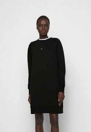 HANGOVER WIDE DRESS  - Jumper dress - black