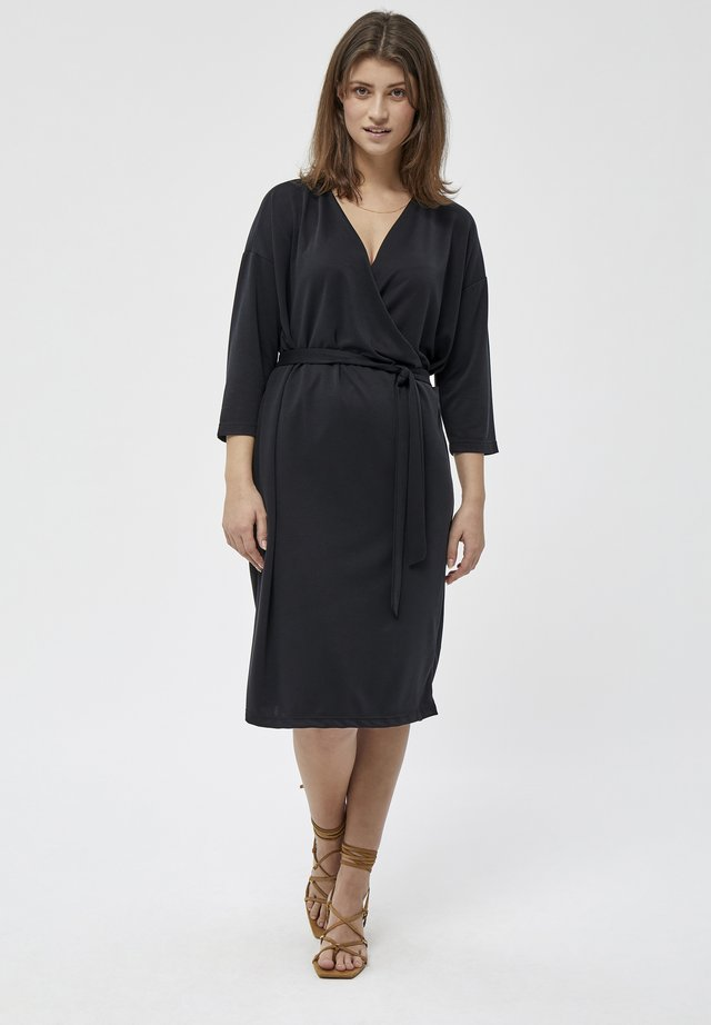 REETA - Day dress - black