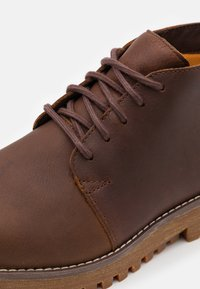 Timberland - JACKSON'S LANDING WP  - Lace-up ankle boots - rust - 5