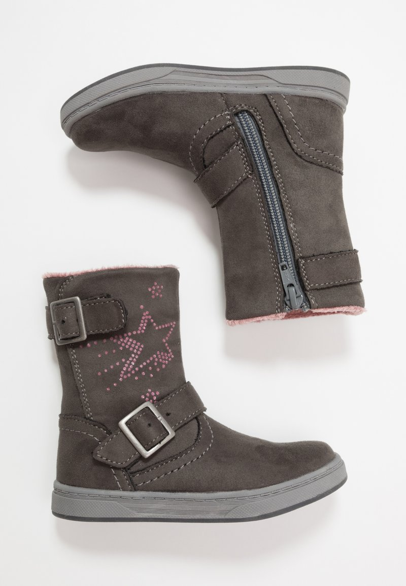Friboo - Classic ankle boots - dark gray