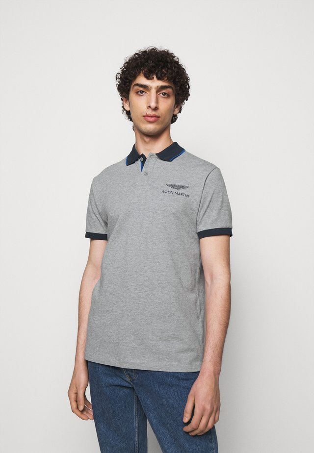 FASHION - Poloskjorter - grey marl
