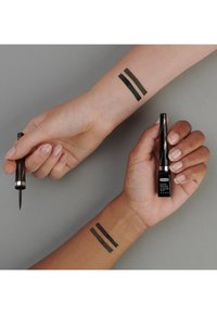 IsaDora - GLOSSY EYELINER - Eyeliner - dark brown - 2