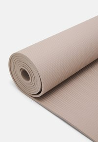 Casall - EXERCISE MAT BALANCE 4MM  - Fitness/yoga - taupe grey - 2