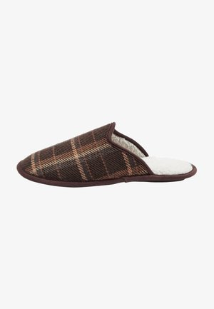 BORG - Slippers - brown