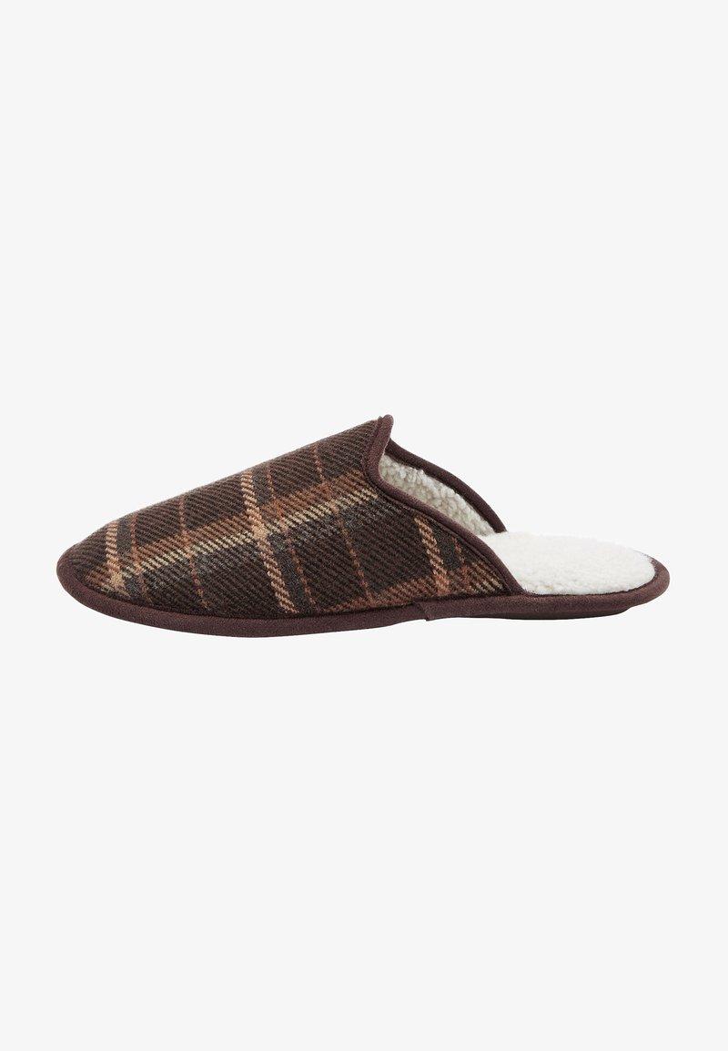 Next - BORG - Pantofole - brown