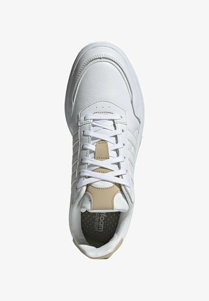 COURTMASTER  - Carpet court tennis shoes - white