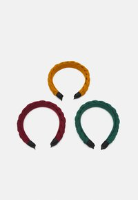 ONLY - ONLALMA HAIRBAND 3 PACK - Hair Styling Accessory - botanical garden - 1