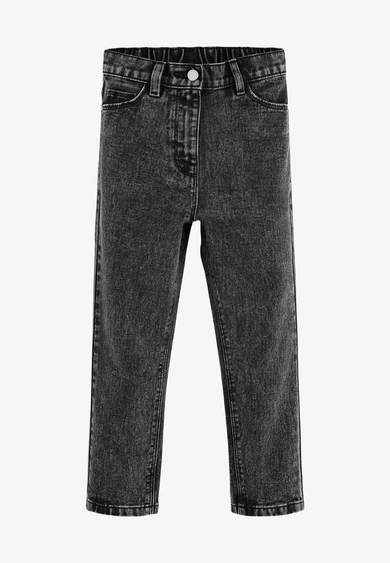 Next - MOM  - Straight leg jeans - grey denim