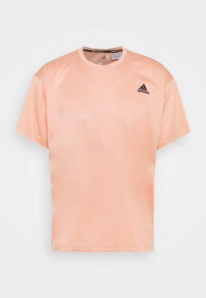 MENS YOGA TEE - T-shirt de sport - ambient blush