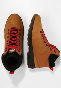 Timberland - WESTFORD - Lace-up ankle boots - rust nubuck - 3