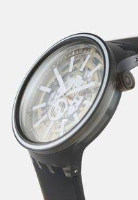 Swatch - LIGHT TASTE - Watch - black - 3