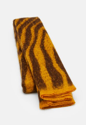 Scarf - brown/orange