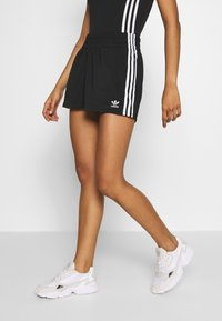 adidas Originals - Shorts - black/white - 0