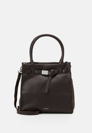 SINDY - Handbag - brown