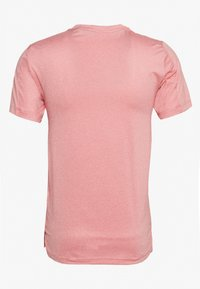 Nike Performance - DRY - T-shirt basique - university red/washed coral/heather/black - 1
