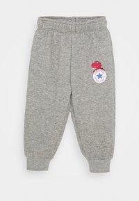 Converse - STAR TEE SET - Pantalones deportivos - blue - 2