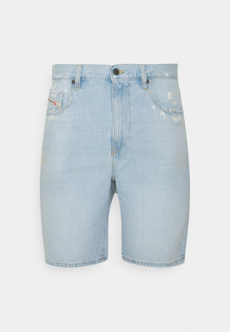 Diesel - Denim shorts - medium blue
