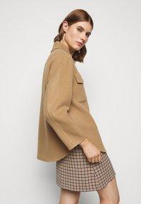 Claudie Pierlot - GAYA - Short coat - camel - 3
