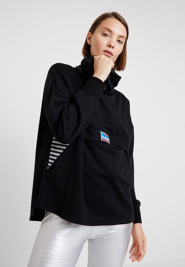 CATINKA - Sweatshirts - black