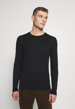 CREWNECK - Jumper - black
