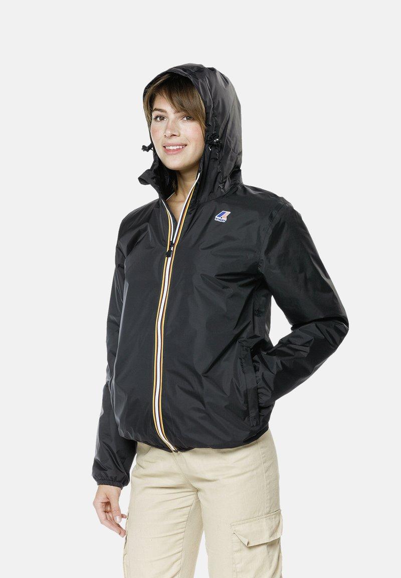 K-Way - Light jacket - black