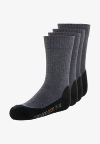 camano - 4 PACK - Socks - navy - 0