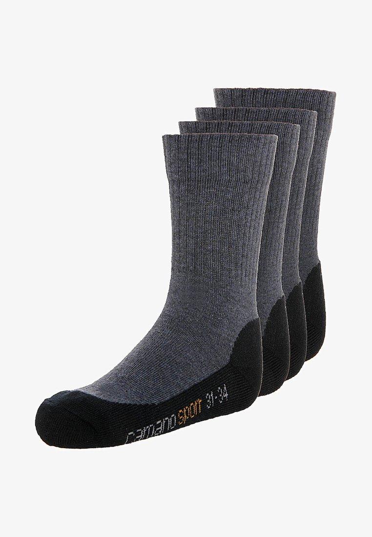 camano - 4 PACK - Socks - navy