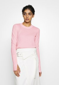 3.1 Phillip Lim - EXCLUSIVE CREWNECK - Jumper - pink - 0