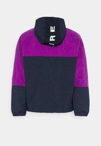 adidas Originals - WINDBREAKER - Tunn jacka - legend ink/glory purple - 9