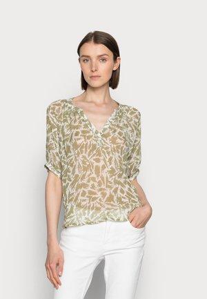 ERDONAES - Blouse - gray green