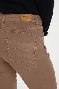 Cream - Jeans Slim Fit - brown - 2