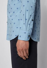 BOSS - MAGNETON - Shirt - open blue - 4