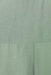mine to five TOM TAILOR - EASY FIT - Button-down blouse - dusty leave green - 2